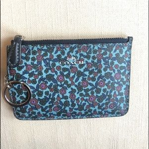 Coach wallet/coin purse